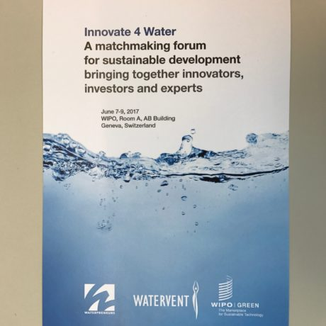 Innovate 4 water
