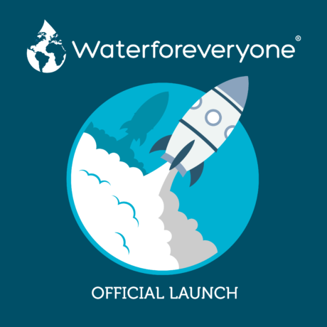 Lancement de la plateforme Waterforeveryone!