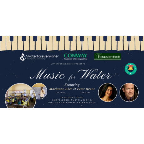 Music for Water – Concert