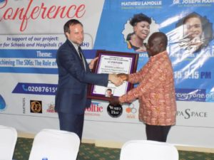 Waterforeveryone Ghana Dinner Conference_2018